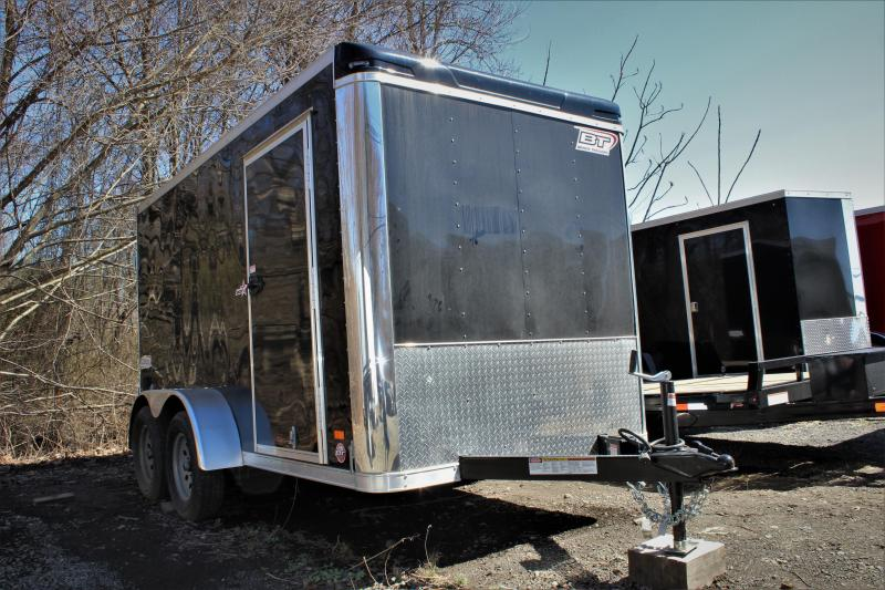 2020 Bravo STAR 6x12 7K Enclosed Cargo Trailer