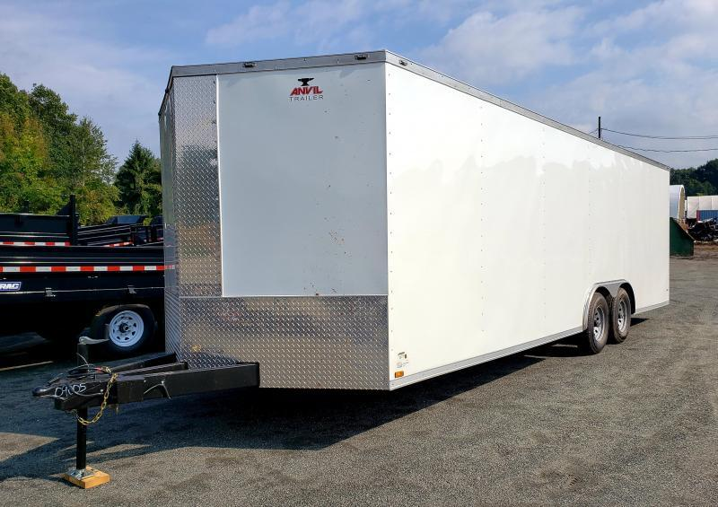 2020 Anvil 8.5x24 Enclosed Car Hauler