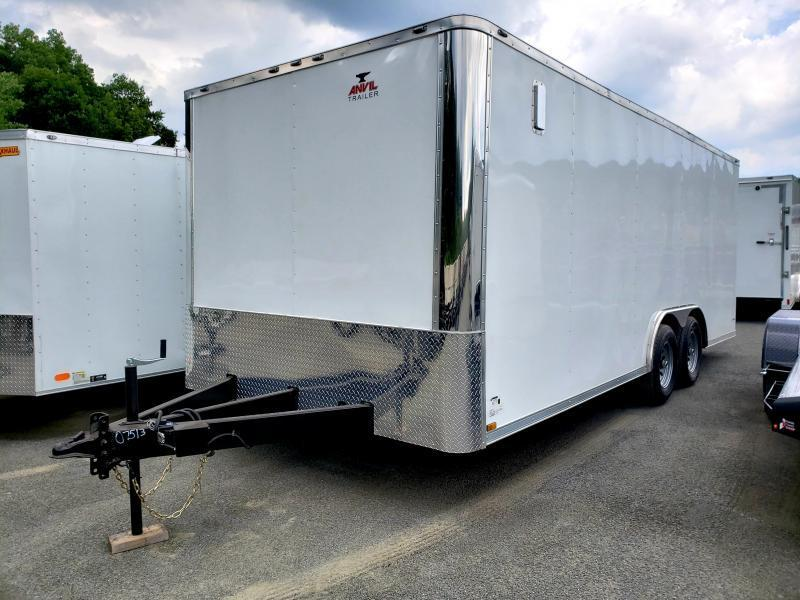 2020 Anvil 8.5x20 10K Enclosed Landscape Trailer