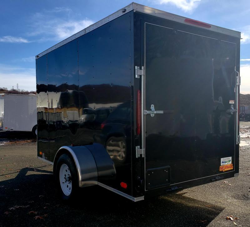 2020 Nexhaul 6x12 Enclosed Cargo Trailer