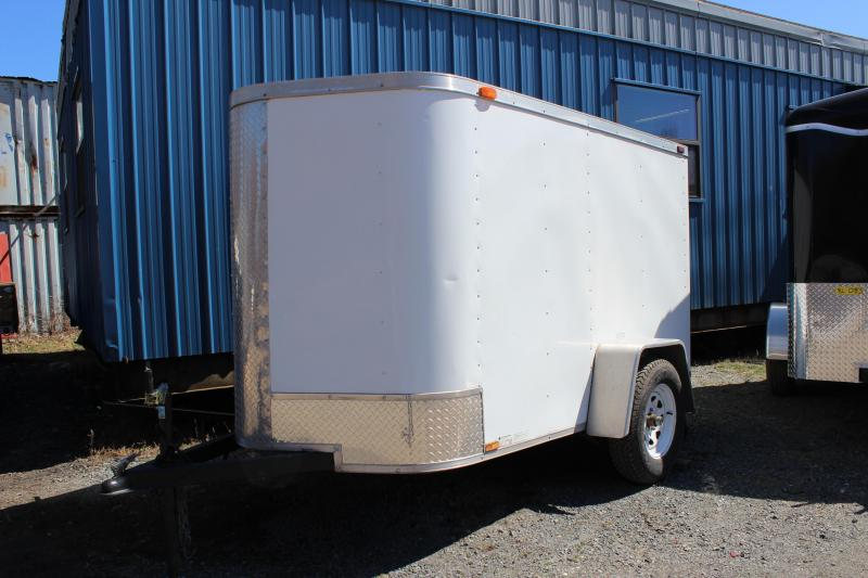 2012 Arising 5X8 Enclosed Cargo Trailer