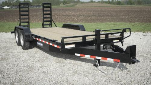 2020 Sure-Trac 7x18 16K Implement Equipment Trailer