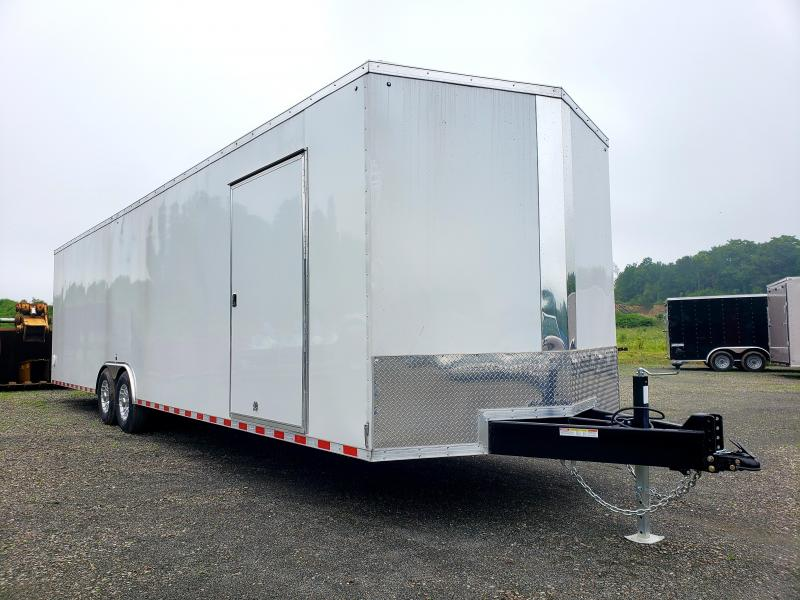 2019 Sure-Trac 8.5x32 14K Pro Series Wedge Front Car Hauler
