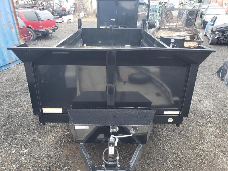 2020 Sure-Trac 7x14 14K LowProfile Dump Trailer [DUAL RAM]