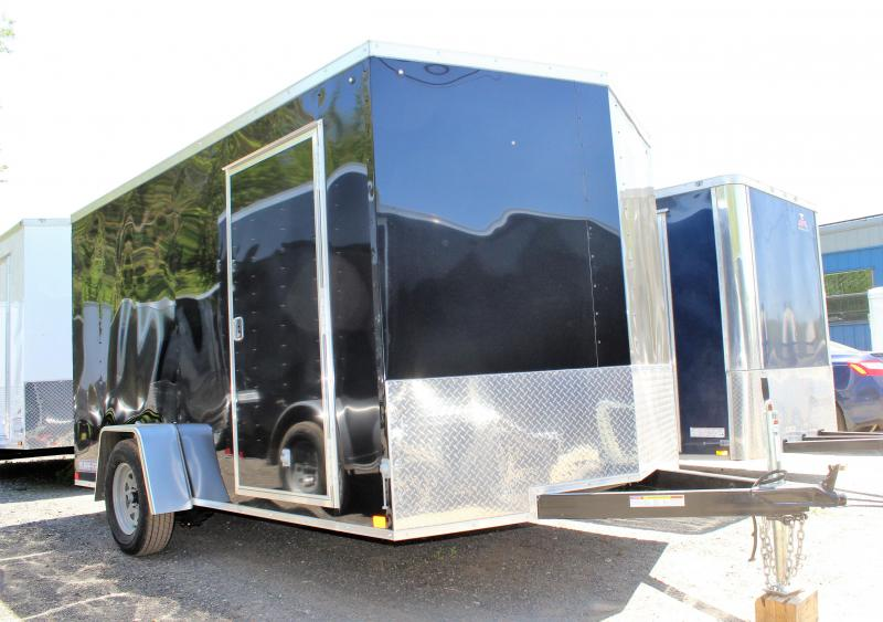 2020 Sure-Trac 7x12 ST Series Wedge Front Enclosed Cargo Trailer
