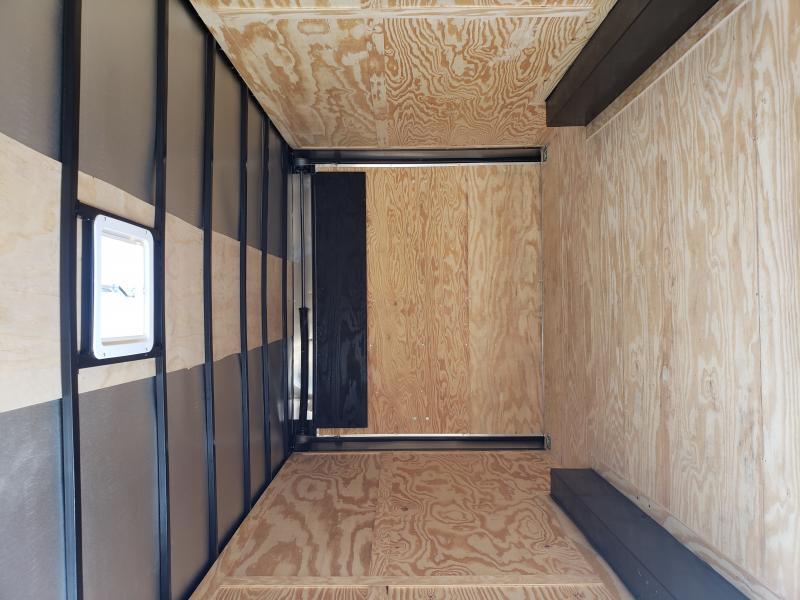 2020 Anvil 8x18 Enclosed Cargo Trailer