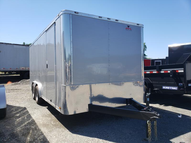 2020 Anvil 8x18 Enclosed Cargo Trailer