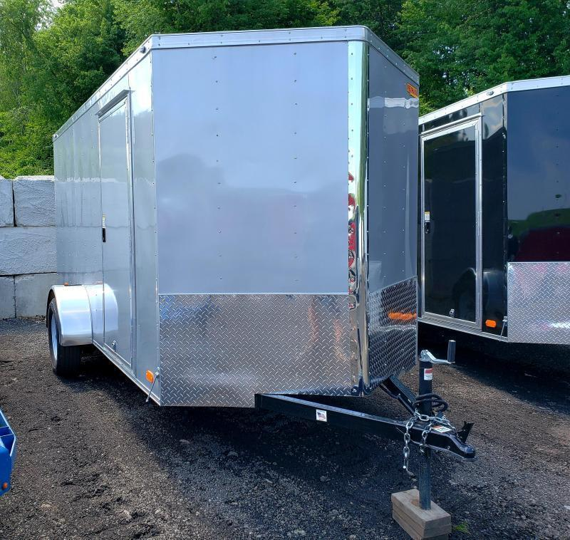 2020 Nexhaul 6x10 Enclosed Cargo Trailer