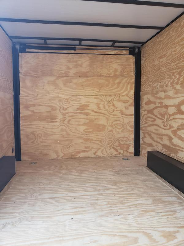 2020 Lark 8x14 Enclosed Cargo Trailer [UTV PACKAGE]