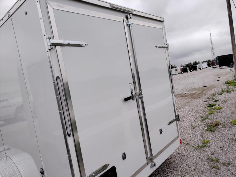 2021 Cargo Express 7X18 Enclosed DRD TA Trailer