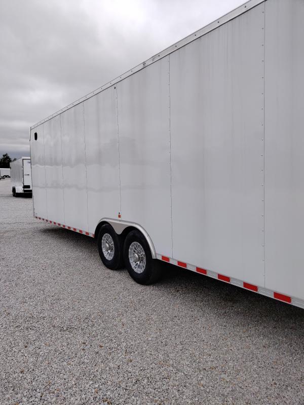 2020 Sure-Trac 8.5 x 28 Contractor Pro BN Cargo TA 14K