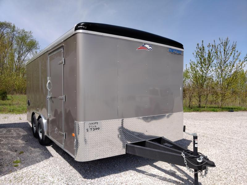 2020 American Hauler 8.5X16 Enclosed Cargo Trailer