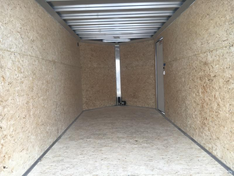 2019 E-Z Hauler 7X16 Enclosed Cargo Trailer