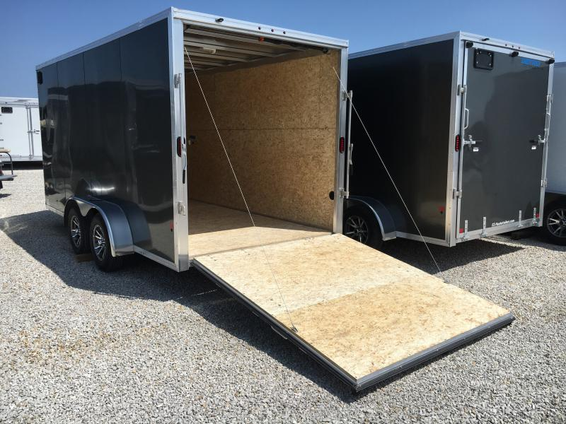 2019 EZ Hauler 7X16 Enclosed Cargo Trailer