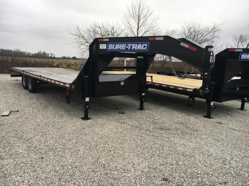 2017 Sure-Trac 8.5X24 Equipment Trailer