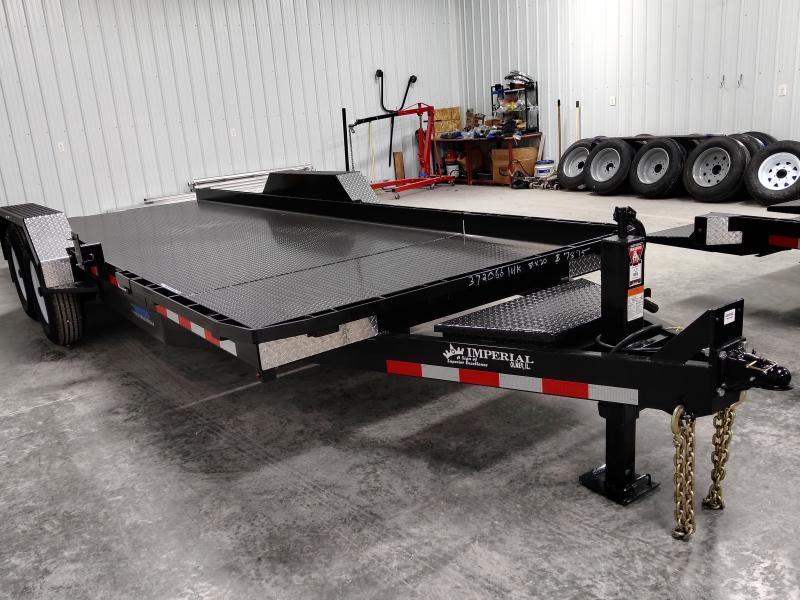 2020 Imperial 20' Splitfloor Wideboy Equipment Trailer