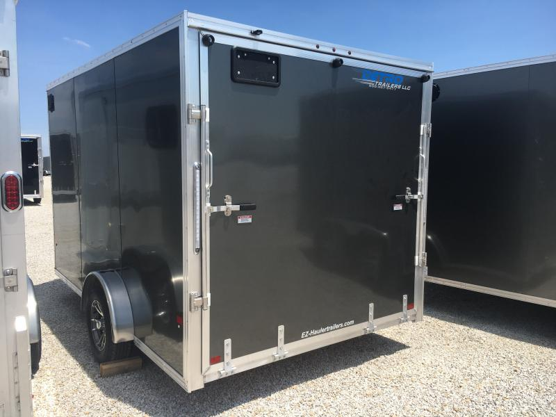2019 EZ Hauler 7.5X12 Enclosed Cargo Trailer