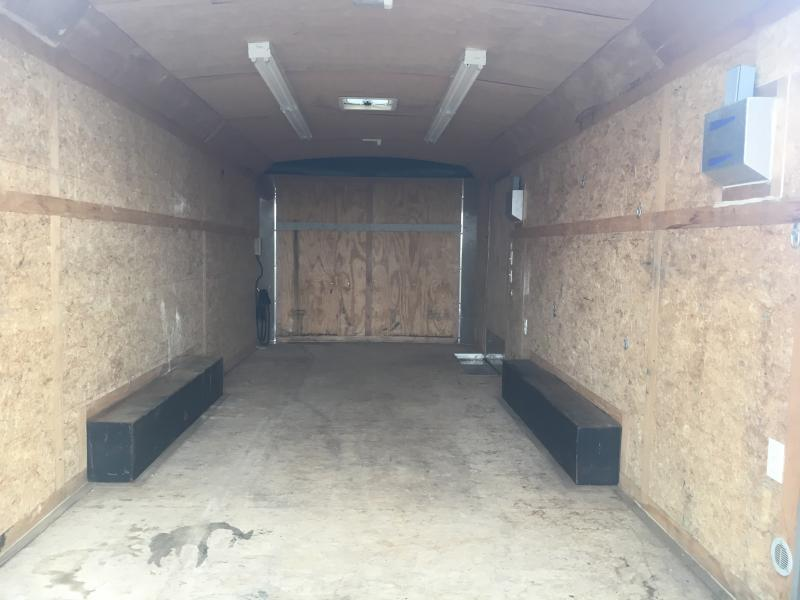 USED 2011 Other 8.5X20 Enclosed Cargo Trailer