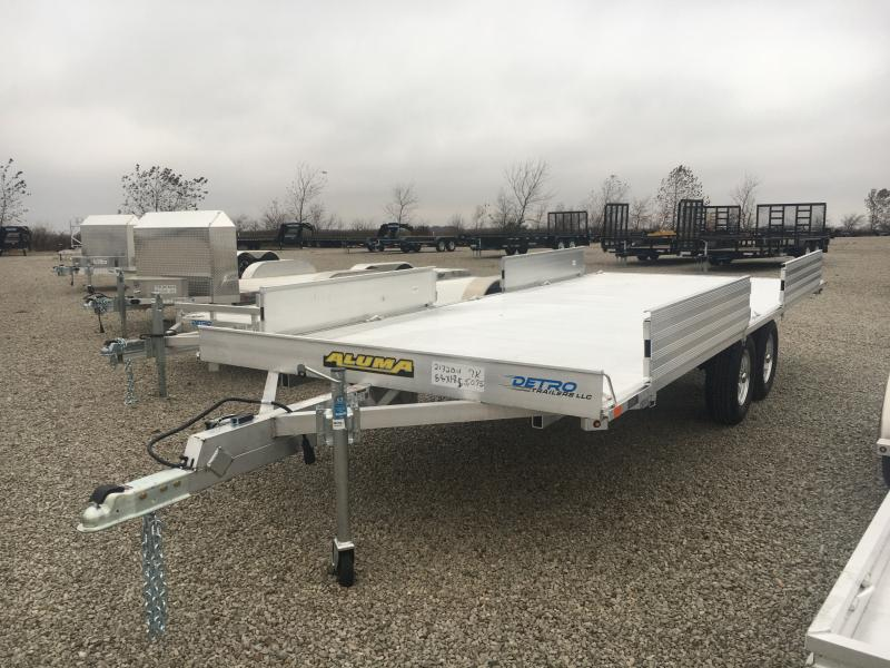 2020 Aluma 88X18 ATV Trailer