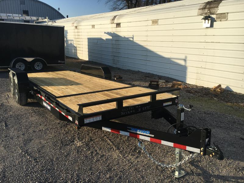 2020 Sure-Trac 7 X 16 + 4 Tilt Bed Equipment  14K