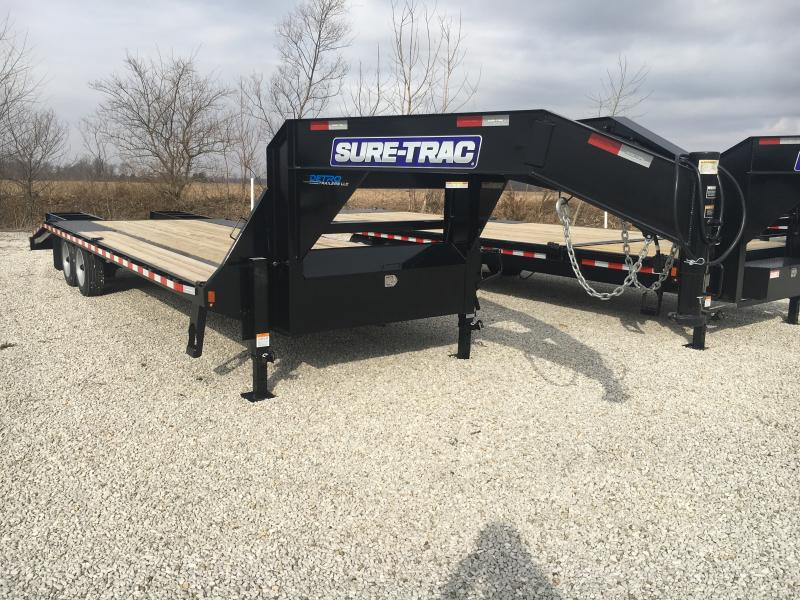 2019 Sure-Trac 8.5x20+5 LowPro Deckover Tandem GN 17.6K