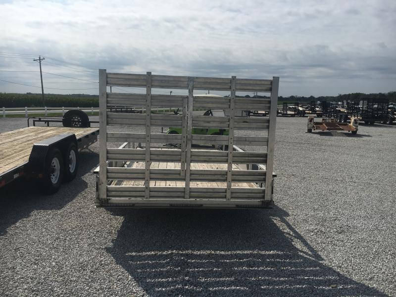 2012 Other 6.5X14 UTILITY Utility Trailer