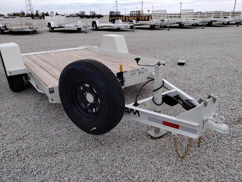 2020 Cam Superline 6X12 Wood Tilt Deck 7K Utility Trailer