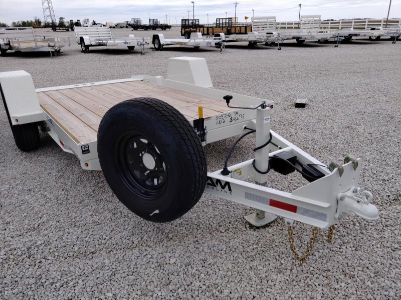 2020 Cam Superline 6X12 Wood Tilt Deck 7K Utility Trailer