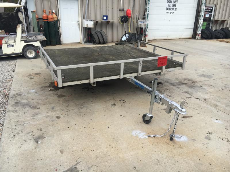 2005 Other 8X8 ALUMINUM Snowmobile Trailer
