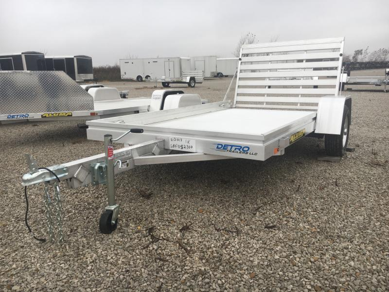 2020 Aluma 68X10 Utility Trailer