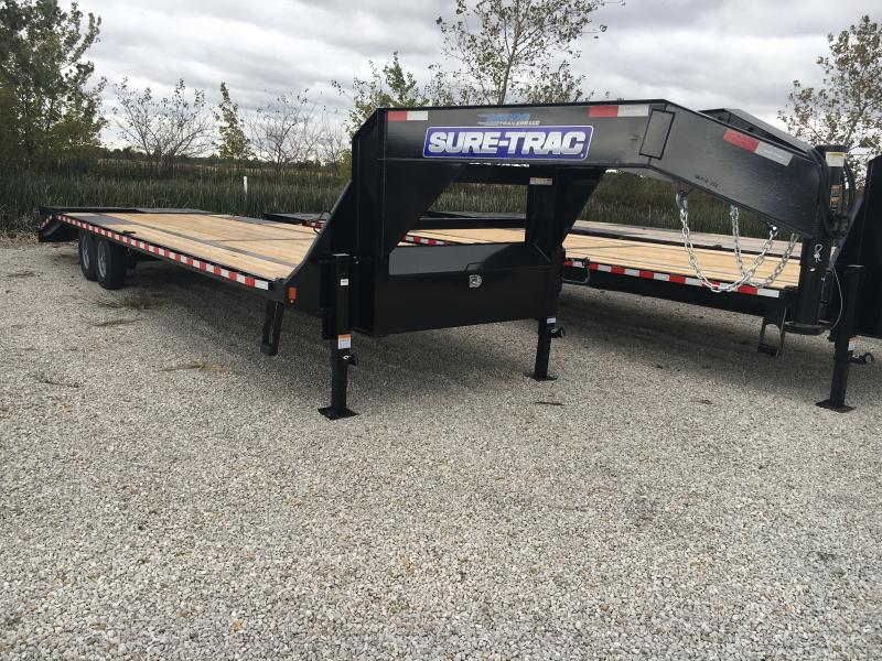 2020 Sure-Trac 8.5x25+5 LowPro Deckover Tandem GN 15K