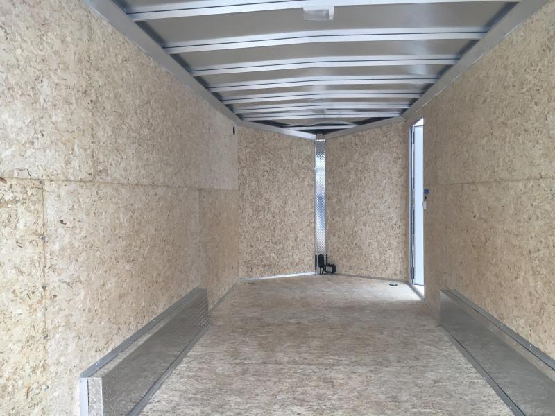 2019 E-Z Hauler 7.5X18 Enclosed Cargo Trailer