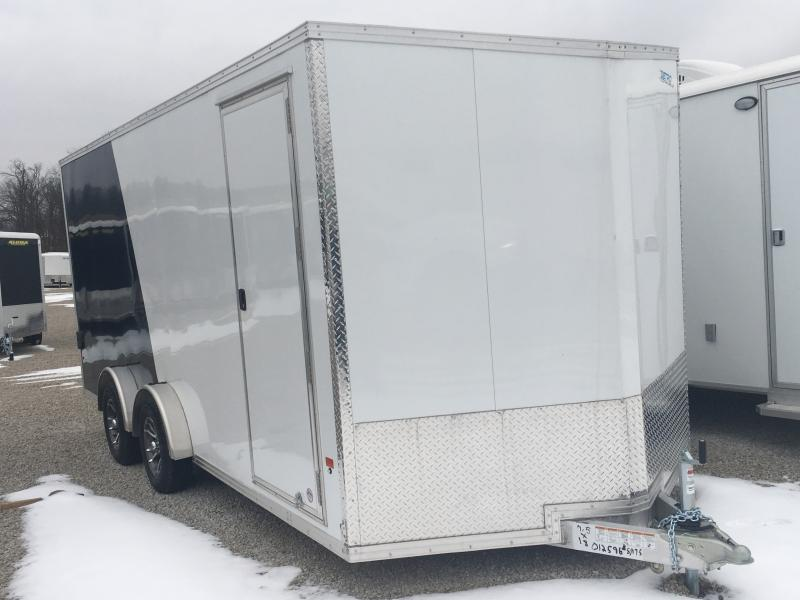 2019 E-Z Hauler 7.5X18 Enclosed Cargo Trailer