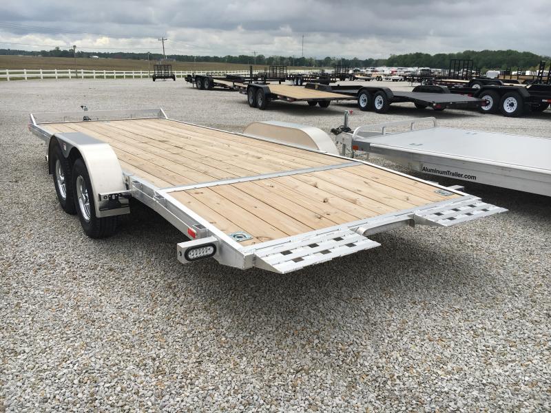2018 American Hauler Industries 8X20 Car / Racing Trailer