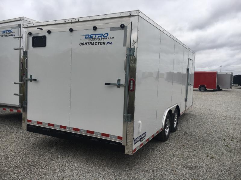 2020 Sure-Trac 8.5 x 20 Contractor Pro BN Cargo TA 10K
