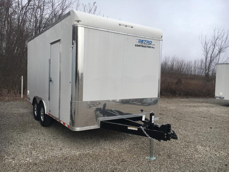2020 Sure-Trac 8.5 x 16 Contractor Pro BN Cargo TA 14K