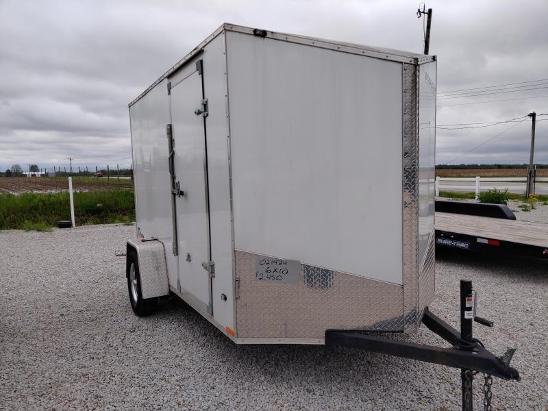 2014 Stealth Trailers 6X10 Enclosed Cargo Trailer