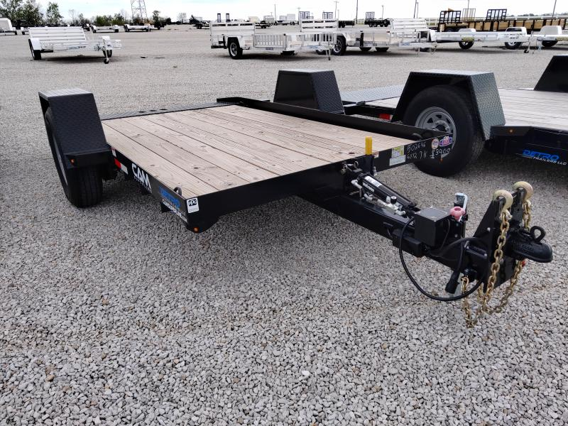 2019 Cam Superline 6X12 Wood Tilt Deck 7K Utility Trailer