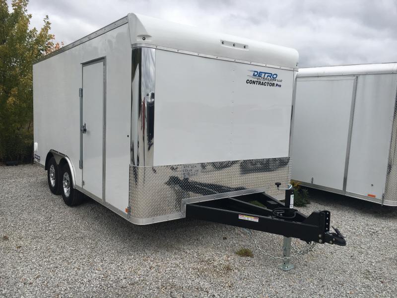 2020 Sure-Trac 8.5 x 16 Contractor Pro BN Cargo TA 10K