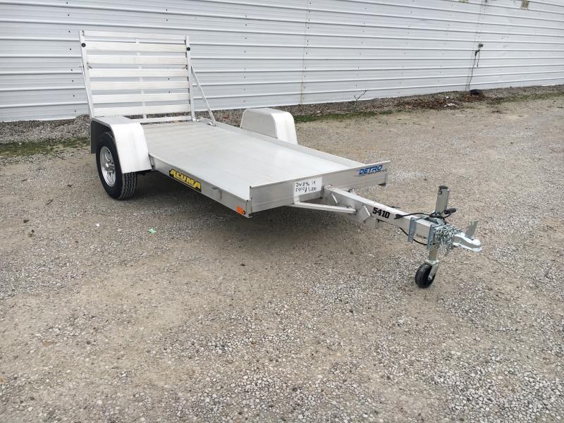 2021 Aluma 68X10 Utility Trailer