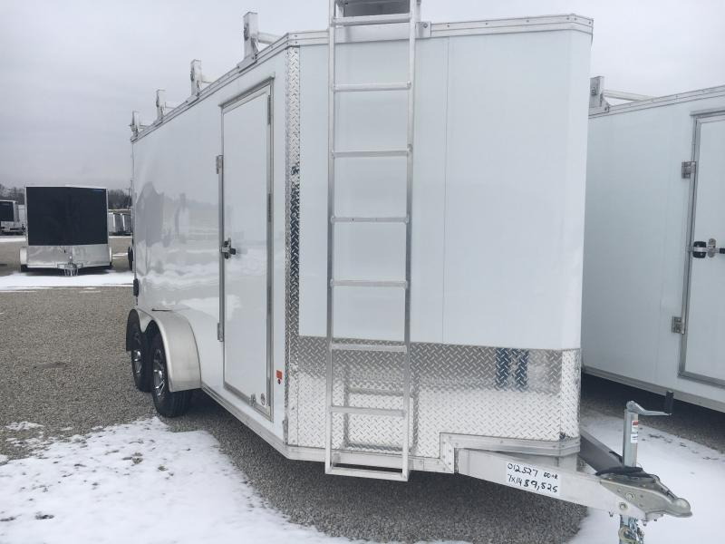 2019 E-Z Hauler 7X14 Enclosed Cargo Trailer