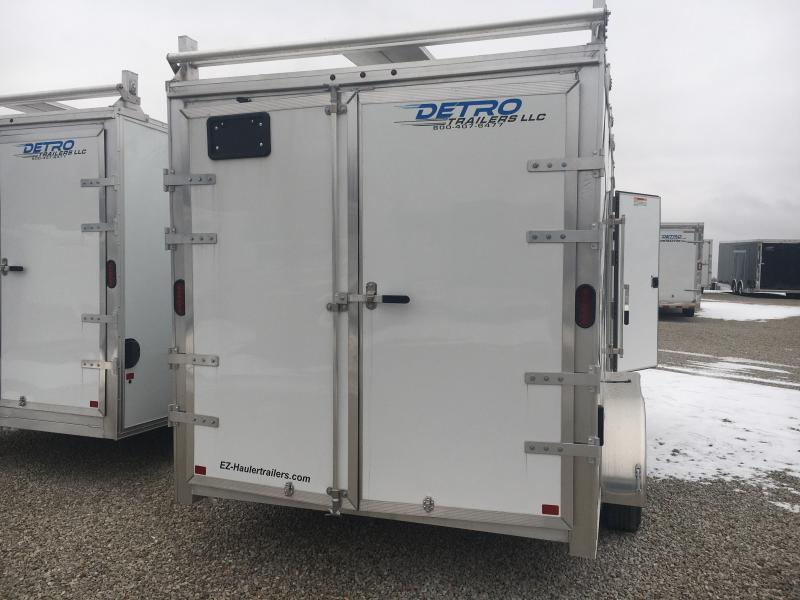 2019 E-Z Hauler 7X14 Enclosed Cargo Trailer