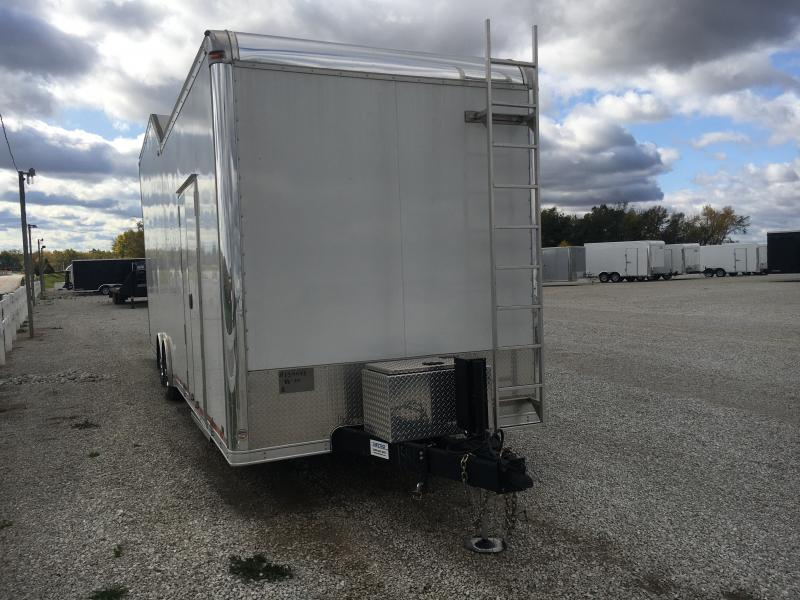 2017 United Trailers 30' Car / Racing Trailer