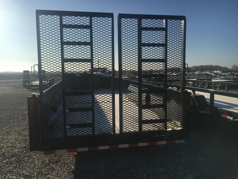 2018 Sure-Trac 7X22 Equipment Trailer
