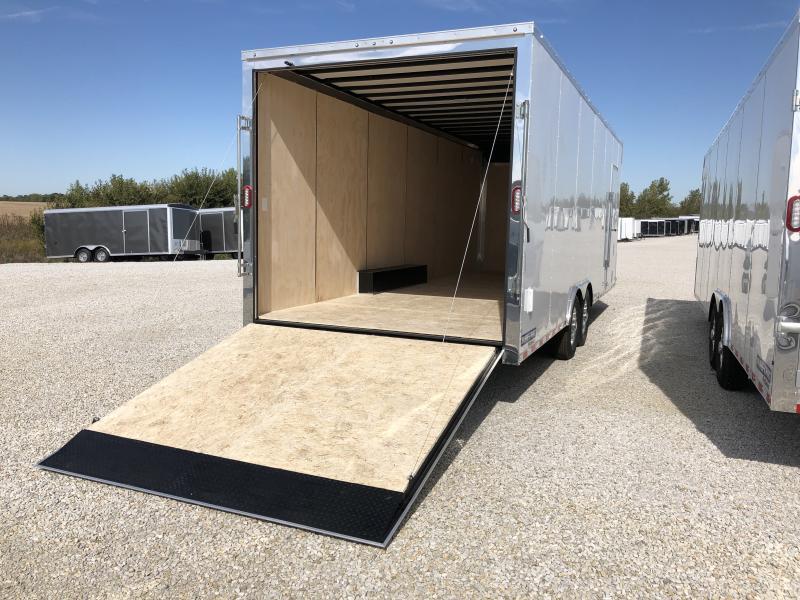 2020 Sure-Trac 8.5 x 24 Contractor Pro BN Cargo TA 14K