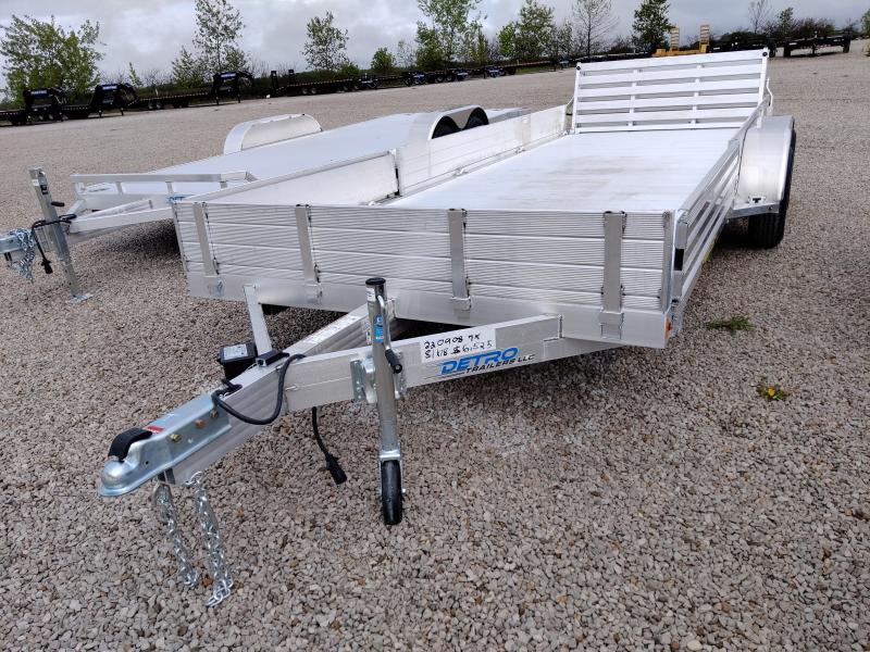 2021 Aluma 81X18 Utility Trailer