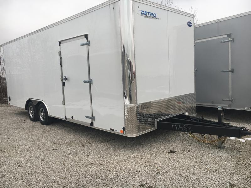 2020 United Trailers 8.5X24 Car / Racing Trailer