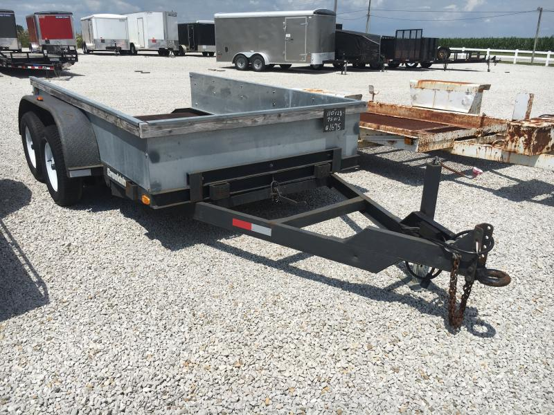 Used 2003 Other 6X12 Utility Trailer