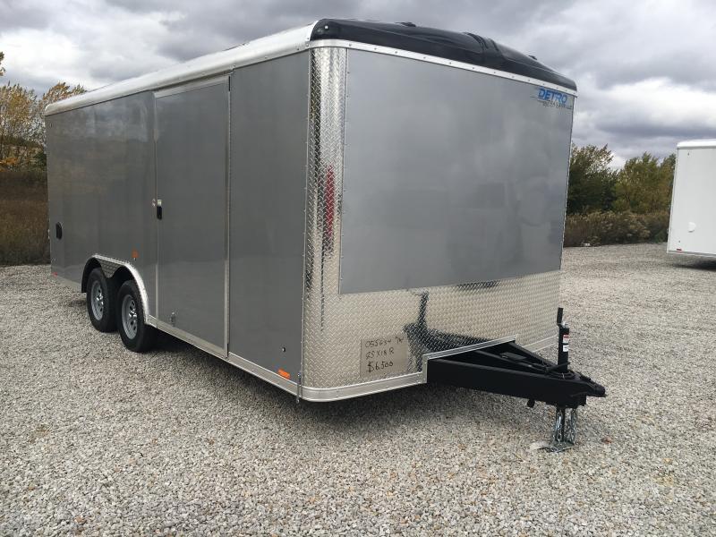2020 Cargo Express 8.5X18 Car / Racing Trailer