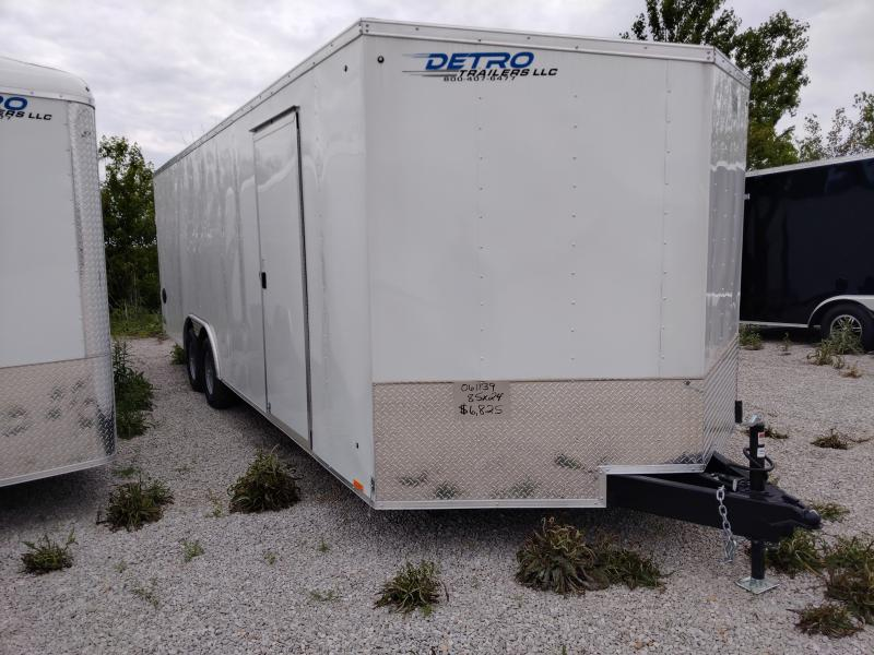 2021 Cargo Express 8.5X24 Car / Racing 10K Trailer